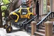 [영상] 도로 달리다 도마뱀처럼 걷는차? 현대차 콘셉트카 공개