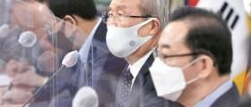 [강찬호 논설위원이 간다] 김종인의 '쾌도난마' 마이웨이…박덕흠 단칼에 털고 3법 밀어붙어 서울시장 탈환