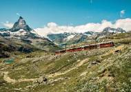[세 컷 세계여행] 기차 타고 구름 너머로, 눈길 가는 곳마다 동화 같은 풍광