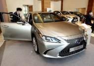 'NO재팬' 시들해졌나, 일본차 판매량 두 자릿수 증가