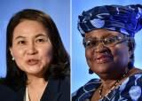 WTO 수장, 유명희·오콘조이웰라 압축…미·중 지지가 변수
