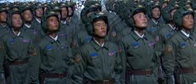 """[속보] 北, 당 창건 75주년 <!HS>열병식<!HE> 중계…""""73개 열병종대 참석"""""""