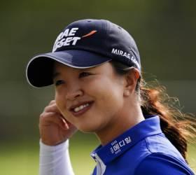 김세영 단독 선두, <!HS>박인비<!HE> 4위...여자 PGA 챔피언십 3R
