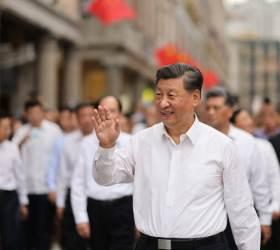 中 공산당 <!HS>시진핑<!HE> '권력 강화' 조례…회의 소집하고, 의제도 설정
