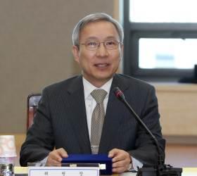 삼성 준법감시제도 평가 전문위원에 '朴<!HS>탄핵<!HE>주심' 강일원 전 헌법재판관