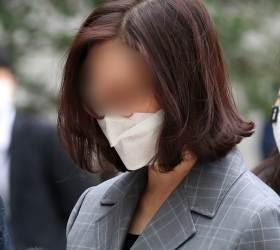 """""""30초도 안 걸린다"""" 법정서 동양대 표창장 위조 재연한 검찰"""
