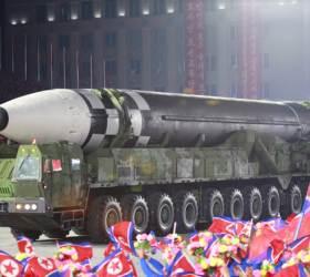 [김민석의 Mr. 밀리터리] <!HS>김정은<!HE> 화성-16 자신감, 한반도 전쟁 위험 더 커졌다