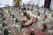 파키스탄서 밀반출될뻔 한 매 75마리 구조돼…가치는 약 14억원