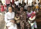 """""""처음부터 돌아갈 생각 없었다"""" 우간다서 27년 헌신한 수녀님"""