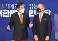 """이낙연, 해리스 대사 만나 """"한미동맹은 한반도 안정 핵심축"""""""
