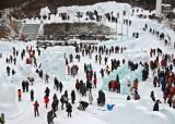작년 이상고온, 올해는 코로나…겨울축제 무산 위기
