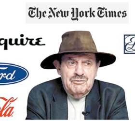 [<!HS>삶과<!HE> <!HS>추억<!HE>] 코카콜라·포드·NYT 로고 만든 '글꼴의 마법사'