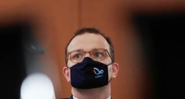 독일 보건장관, 코로나19 확진…직전 메르켈 주재 회의 참석