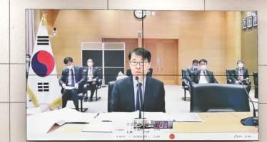 """장하성, 유흥업소서 법카 쪼개기 """"279만원 사용 송구"""""""