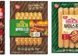 [맛있는 도전] 캠핑의 계절, 햄·소시지류 제품 매출 껑충