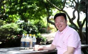11만원짜리 막걸리 '롤스로이스' 만든 해창주조 오병인 대표