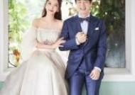 지숙♥이두희 10월31일 결혼…그림같은 웨딩사진 공개[공식]