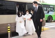 승지원→리움→반도체공장…이건희 회장의 '마지막 출근길'
