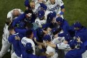 [속보] LA 다저스, 탬파베이 꺾고 32년 만에 월드시리즈 우승