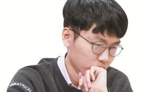 신진서 삼성화재배 8강…나머지 한국기사는 탈락