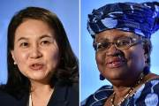 """""""미국, WTO 사무총장에 나이지리아 후보 지지 안한다 밝혀"""""""