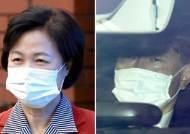 """""""윤석열 때리면 지지층 결집"""" 검찰이 보는 총장 사퇴압박 이유"""