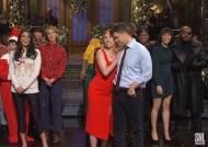 스칼렛 요한슨, 'SNL' 작가 콜린 조스트와 세 번째 결혼