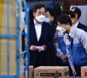 이낙연 <!HS>현장<!HE>행, 김종인 대담…'플랫폼 노동자 구애' 성과는?