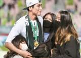 우승으로 해피엔딩, 이동국 축구인생 23년