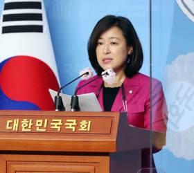 """황보승희 """"라디오서 <!HS>MB<!HE> 조롱한 주진우…KBS, 팟캐스트 전락해"""""""