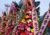 """'퇴출 화환' 받은 진혜원 """"검퀴벌레 없애게 파리지옥풀 달라"""""""