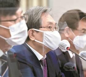 """야당 '재인산성' 비판에, 노영민 """"8·15 집회 주동자는 살인자"""""""