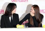 """""""찐 모녀케미""""…'애비규환' 정수정X장혜진 라디오 홍보 투어"""