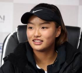 <!HS>이동국<!HE> 딸 이재아, 한국테니스선수권 최연소 복식 본선 진출