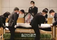 [포토]故 송재호, '숙환으로 별세, 영결식 엄수'