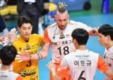 OK금융그룹 6연승 1위 복귀… 창단 첫 라운드 전승