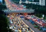 '시속 21㎞' 양재IC 교통체증 뚫리나…12일 매헌지하차도 수서방향 개통