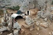 시리아 난민촌 된 세계문화유산, 내전으로 국민 절반이 집 잃어