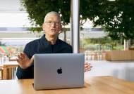 '인텔 OUT' 선언 5개월만에…애플 '칩 독립' 첫 맥북 출시