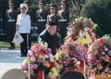 '동맹' 강조 바이든에 침묵하는 김정은…20일째 공개활동 접고 관망
