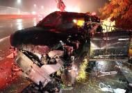 사고때 차 밖 튕겨져 나가···안전띠 미착용 사망 절반은 화물차