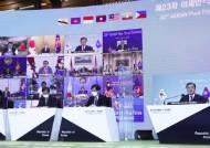 [오병상의 코멘터리] 바이든 효과..급 친해진 한국ㆍ일본