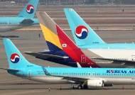 """대한항공·아시아나 합친다…산은 """"단일 국적항공사 체제로 재편"""""""