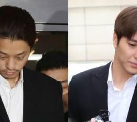 고영욱에 이어 '성범죄자' 정준영·최종훈 인스타그램 계정도 삭제