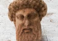 눈·코·입 뚜렷하다···2300년 파묻혀있던 헤르메스 두상 발견