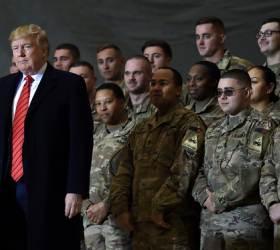 트럼프, 아프간서 미군 수천명 감축…바이든 취임 전 완료 지시