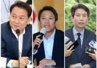 """""""이낙연·이재명 '양강' 마뜩잖다""""···윤석열 대항마로 뜨는 '86'"""
