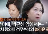 """[<!HS>강찬호<!HE>의 투머치토커] """"추미애, 박근혜 앞에서는""""…당시 청와대 정무수석의 놀라운 폭로!"""