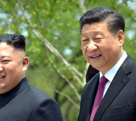 """美국무부 """"중국, 북한 정권 계속 지원…<!HS>핵무기<!HE> 개발 가능케 해"""""""