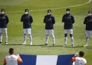 코로나19의 '숙주'가 된 전 세계 축구대표팀